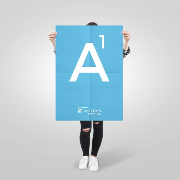 A1 poster