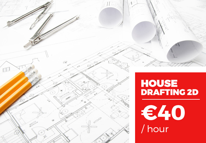 2d House Drafting