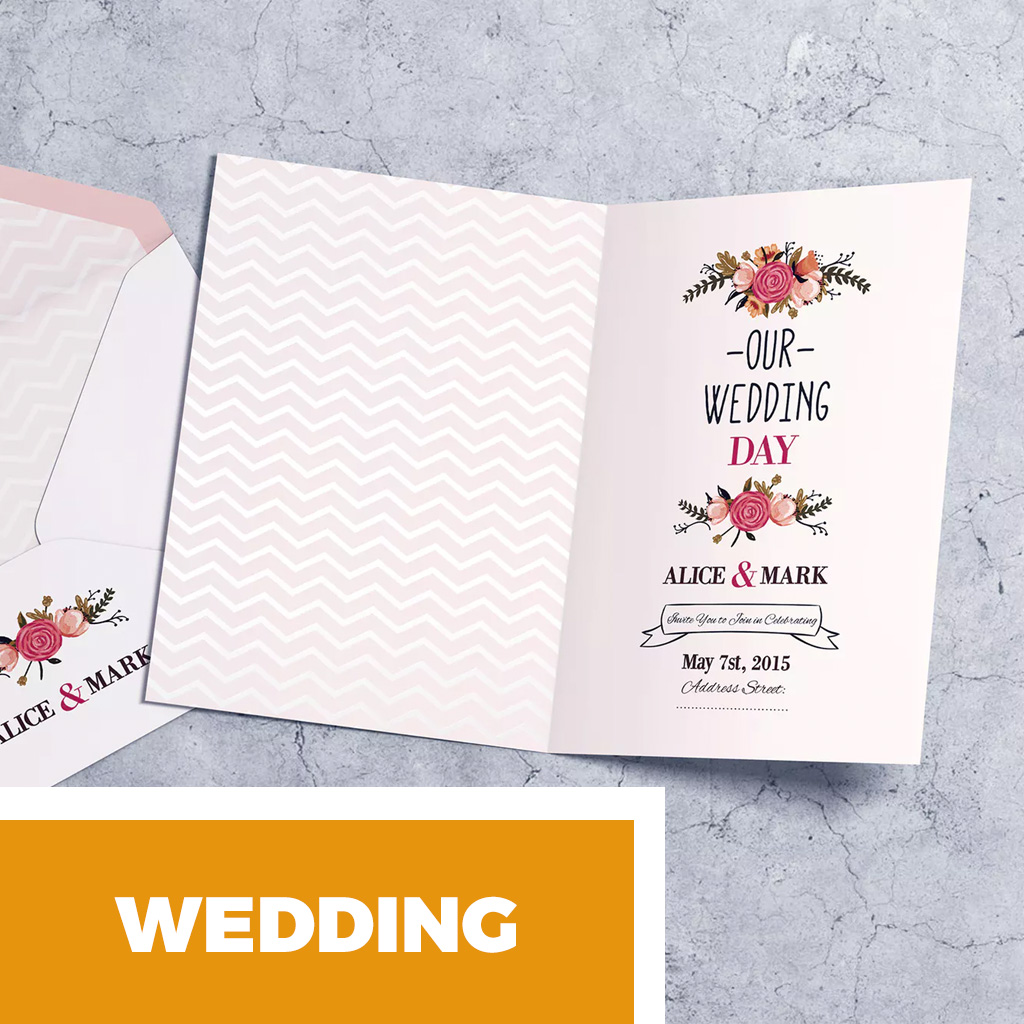 Printing service blueprints express invitaions malvernweather Image collections