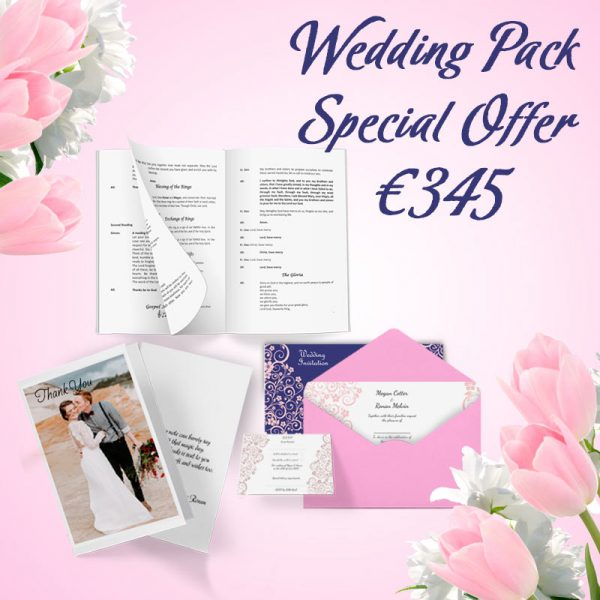 Wedding Pack Special Offer
